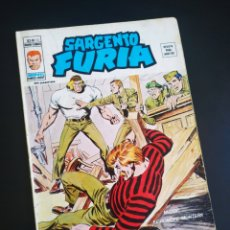 Cómics: NORMAL ESTADO SARGENTO FURIA 15 VOL II VERTICE. Lote 213696995