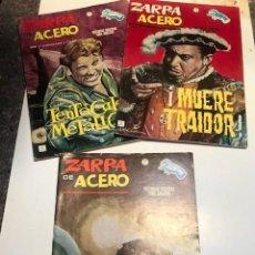 Cómics: ZARPA DE ACERO DE GRAPA. Lote 213728291