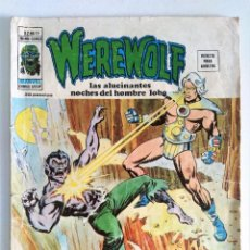 Cómics: WEREWOLF V.2 Nº 19 ...Y LA MUERTE SERÁ EL CAMBIO ~ MARVEL / VÉRTICE (1976). Lote 213738046