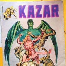Cómics: KAZAR Nº 4 ~ MARVEL / SURCO - LÍNEA 83. Lote 213738308