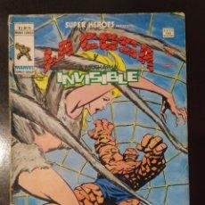 Cómics: LA COSA Y LA MUCHACHA INVISIBLE (SUPER HÉROES V2 Nº 95) ~ MARVEL / VÉRTICE. Lote 213738488