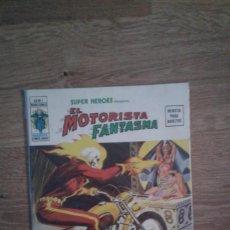 Cómics: SUPER HEROES VOLUMEN 2 NUMERO 1 VERTICE: MOTORISTA FANTASMA. MUY DIFICIL.. Lote 213773127