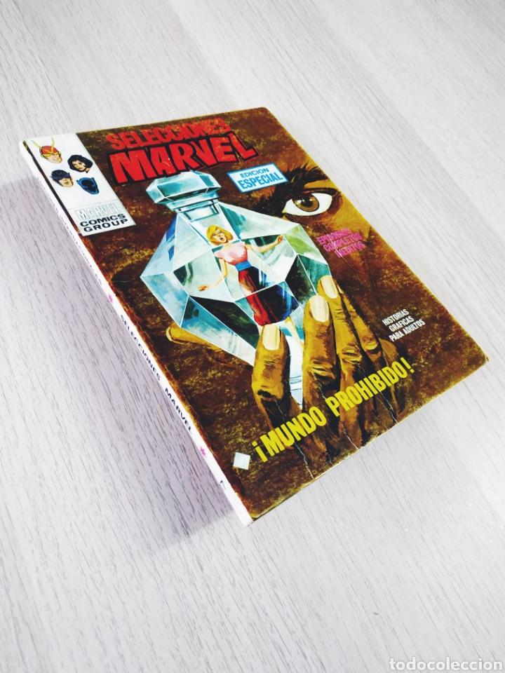 MUY BUEN ESTADO SELECCIONES MARVEL 17 VERTICE TACO (Tebeos y Comics - Vértice - Otros)