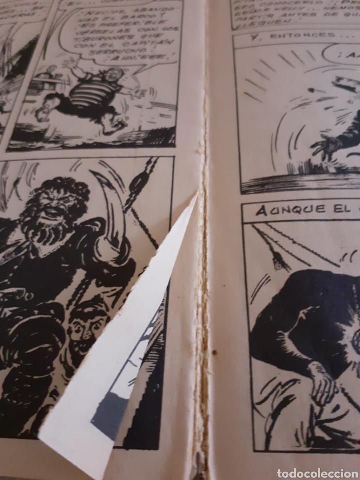Cómics: VERTICE KELLY OJO MAGICO ENTRE FILIBUSTEROS - Foto 5 - 214112240