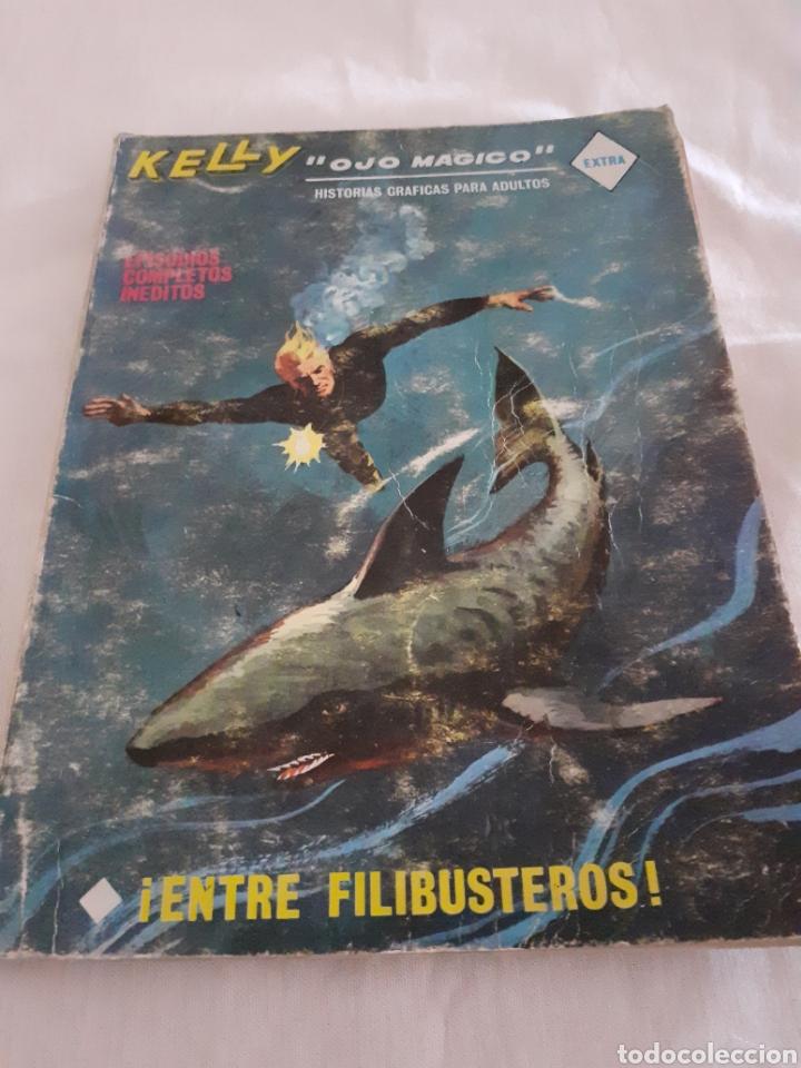 VERTICE KELLY OJO MAGICO ENTRE FILIBUSTEROS (Tebeos y Comics - Vértice - Otros)