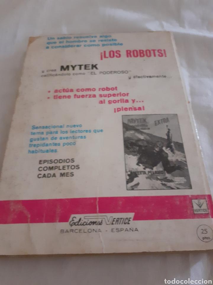 Cómics: VERTICE KELLY OJO MAGICO N8 FANTASTICO DR DIAMANTE - Foto 4 - 214113078