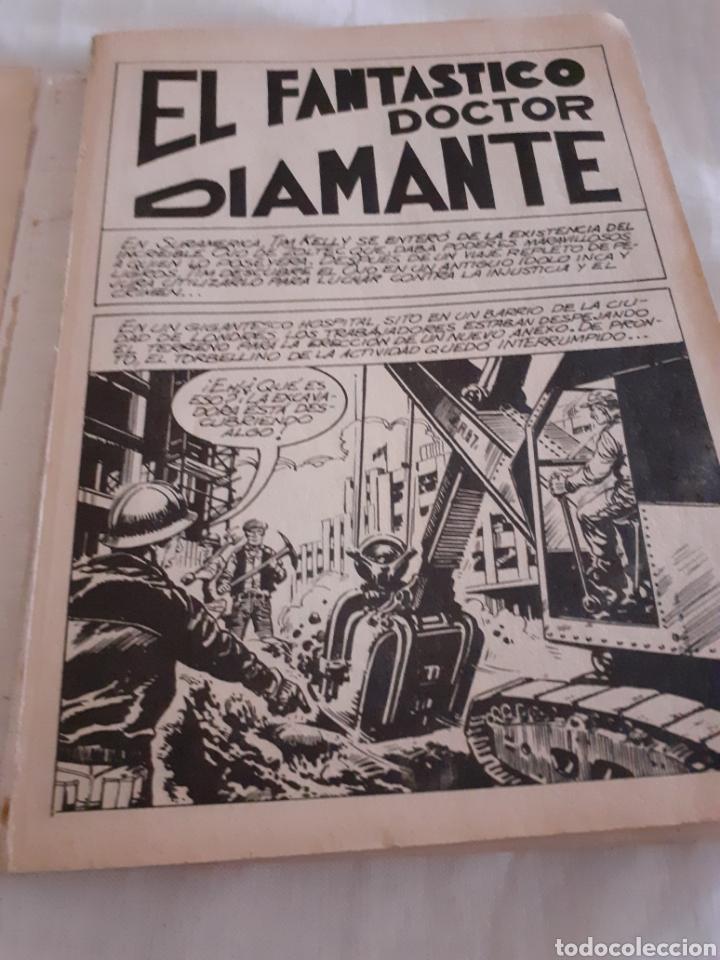 Cómics: VERTICE KELLY OJO MAGICO N8 FANTASTICO DR DIAMANTE - Foto 6 - 214113078