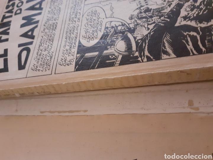 Cómics: VERTICE KELLY OJO MAGICO N8 FANTASTICO DR DIAMANTE - Foto 7 - 214113078