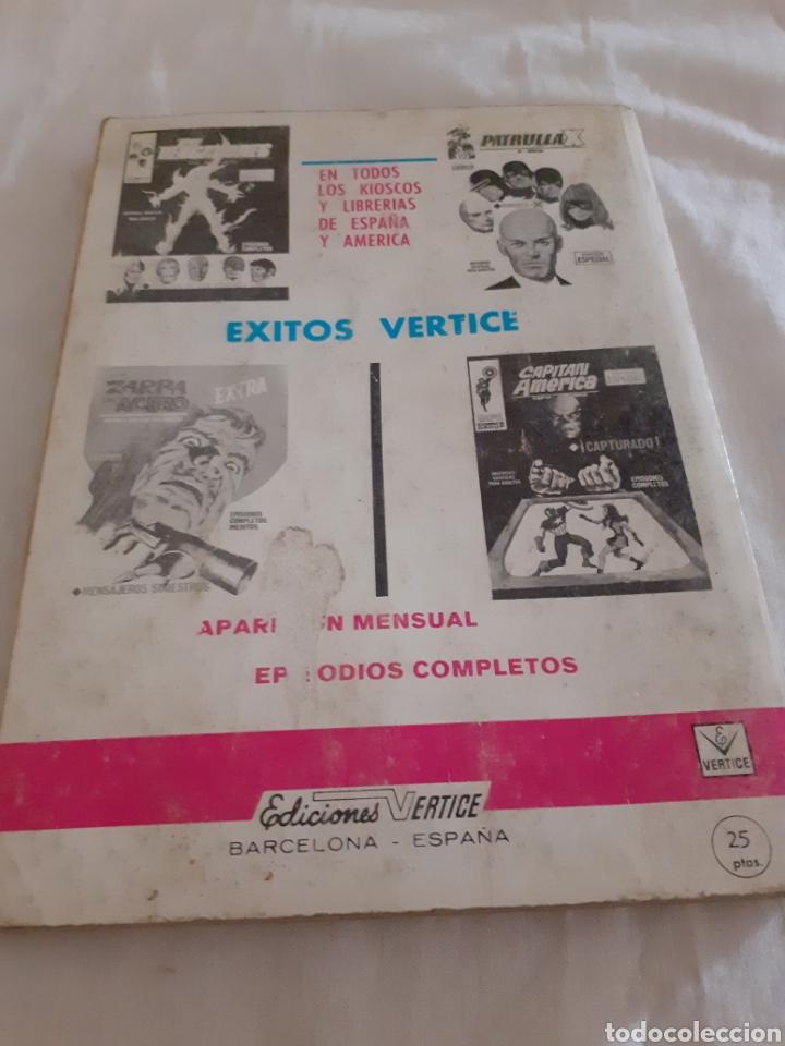 Cómics: VERTICE KELLY OJO MAGICO N 14 FUTURO SINIESTRO - Foto 2 - 214113768