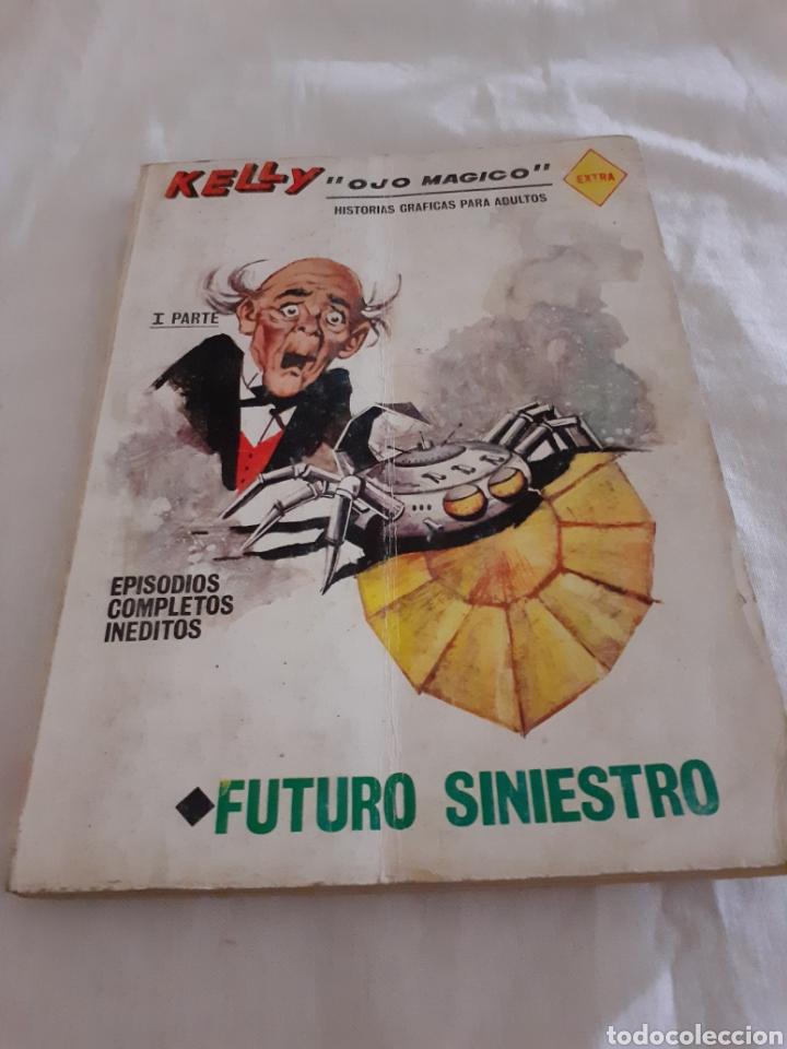 VERTICE KELLY OJO MAGICO N 14 FUTURO SINIESTRO (Tebeos y Comics - Vértice - Otros)