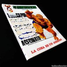 Cómics: MUY BUEN ESTADO LOS 4 FANTASTICOS 46 VERTICE TACO. Lote 214167805