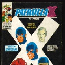 Comics: PATRULLA X (VOL. 1) - EDICIONES VÉRTICE / NÚMERO 10. Lote 214167853