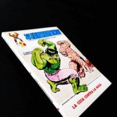Cómics: DE KIOSCO ESTADO LOS 4 FANTASTICOS 56 VERTICE TACO. Lote 214168470