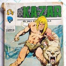 Cómics: KA-ZAR Nº 1. Lote 214188917