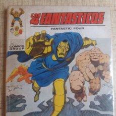 Fumetti: LOS 4 FANTASTICOS VOL.1 N°58 -VERTICE-. Lote 214259432