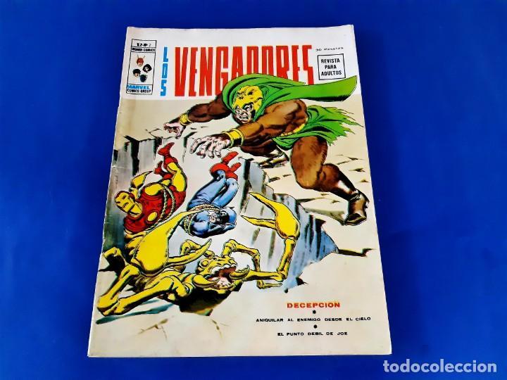 LOS VENGADORES Nº 2 -VERTICE V2 - (Tebeos y Comics - Vértice - Vengadores)