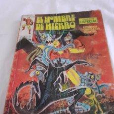 Cómics: VERTICE MARVEL EL HOMBRE DE HIERRO N 20. Lote 214279130