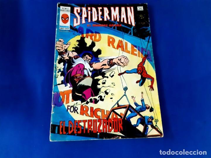 SPIDERMAN Nº 57 VERTICE V.3 (Tebeos y Comics - Vértice - V.3)
