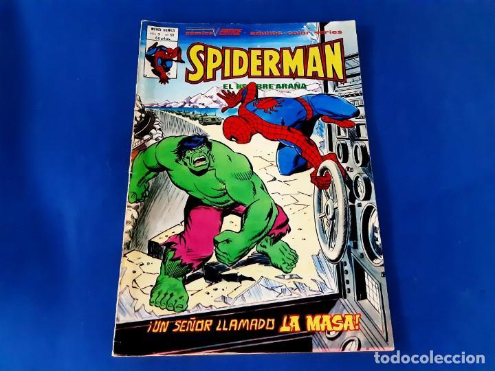 SPIDERMAN Nº 59 VERTICE V.3 (Tebeos y Comics - Vértice - V.3)
