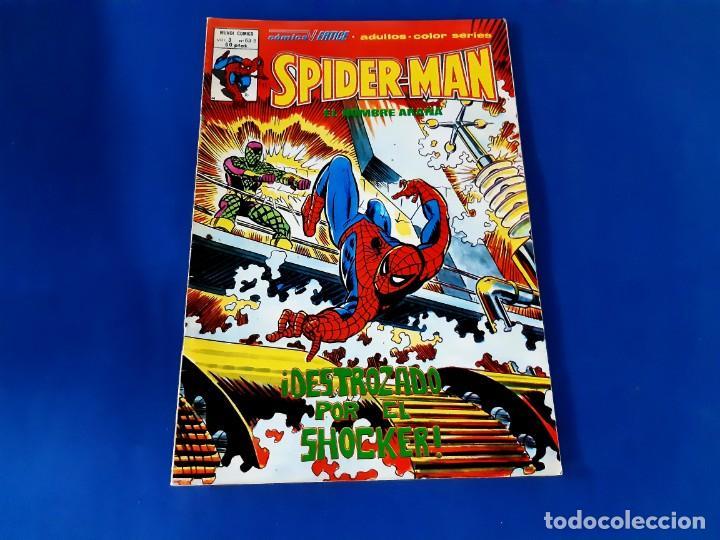 SPIDERMAN Nº 63-B VERTICE V.3 (Tebeos y Comics - Vértice - V.3)