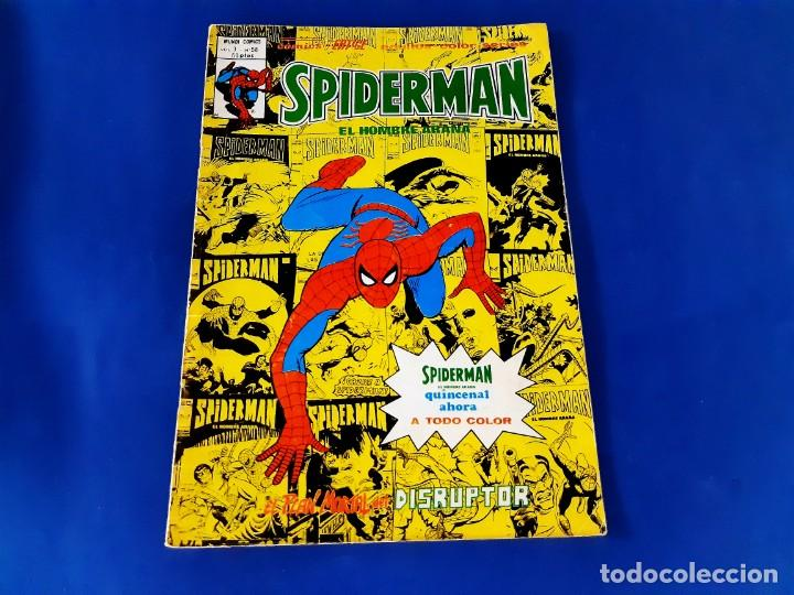 SPIDERMAN Nº 58 VERTICE V.3 (Tebeos y Comics - Vértice - V.3)