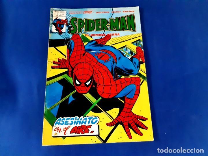 SPIDERMAN Nº 64 VERTICE V.3 (Tebeos y Comics - Vértice - V.3)
