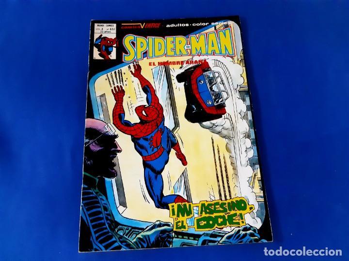 SPIDERMAN Nº 63 VERTICE V.3 (Tebeos y Comics - Vértice - V.3)