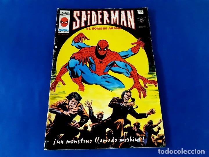 SPIDERMAN Nº 47 VERTICE V.3 (Tebeos y Comics - Vértice - V.3)