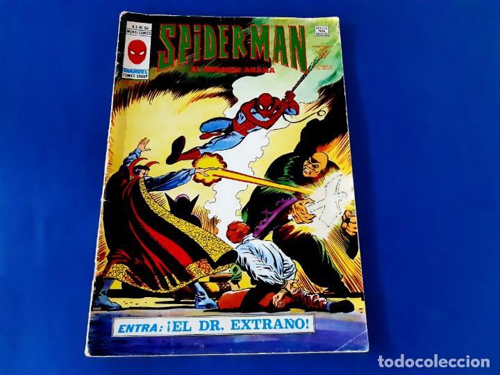 SPIDERMAN Nº 53 VERTICE V.3 (Tebeos y Comics - Vértice - V.3)