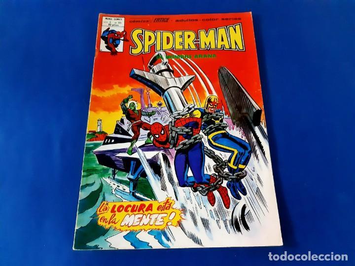 SPIDERMAN Nº 65 VERTICE V.3 EXCELENTE ESTADO (Tebeos y Comics - Vértice - V.3)