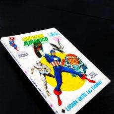 Cómics: BASTANTE NUEVO CAPITÁN AMÉRICA 15 VERTICE TACO. Lote 214332907
