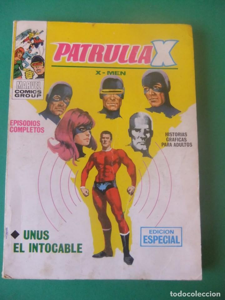 PATRULLA X Nº 4 VERTICE TACO (Tebeos y Comics - Vértice - Patrulla X)