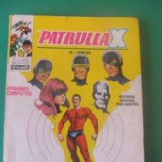 Cómics: PATRULLA X Nº 4 VERTICE TACO. Lote 214335757