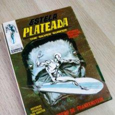 Cómics: BUEN ESTADO ESTELA PLATEADA 7 LIGERO SIGNO HUMEDAD VERTICE TACO. Lote 214338601