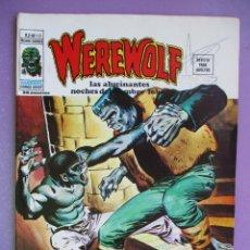 Cómics: WEREWOLF Nº 10 VERTICE VOLUMEN 2 ¡¡¡ EXCELENTE ESTADO !!! CON SELLO CENSURA. Lote 214391651