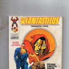 Cómics: COMIC VERTICE 1971 LOS 4 FANTASTICOS VOL1 Nº 28 (BUEN ESTADO). Lote 214399867
