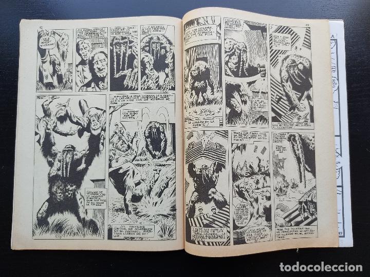 Cómics: LA MASA Nº 5 - VOL. 2 - MUY BUEN ESTADO - VÉRTICE - ENTRE EL MARTILLO Y EL YUNQUE - NUMERO 5 - Foto 5 - 214458836