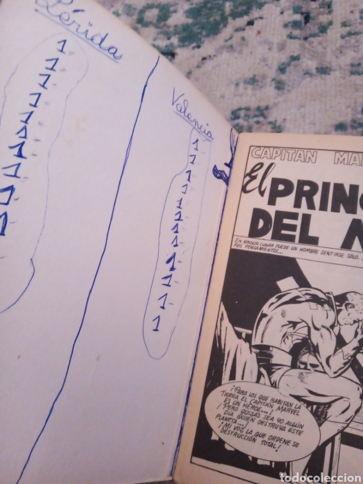 Cómics: Colección completa Capitán Marvel vol 1 Vértice. 13 números de taco - Foto 3 - 214527701
