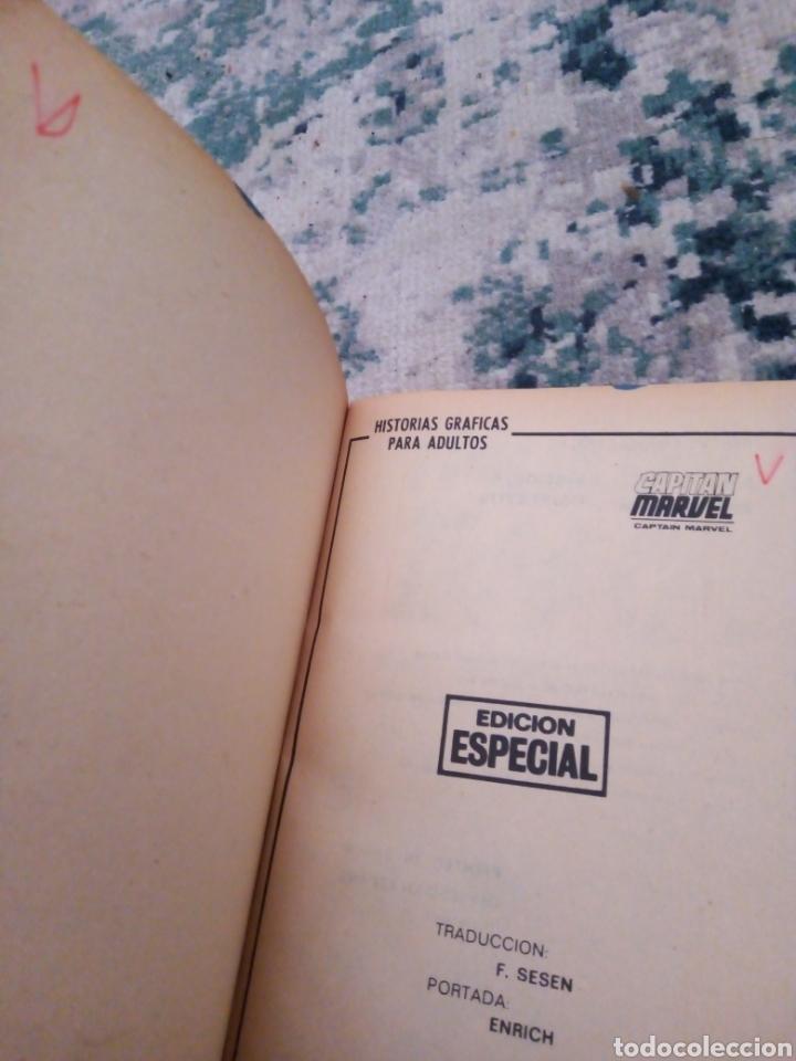 Cómics: Colección completa Capitán Marvel vol 1 Vértice. 13 números de taco - Foto 5 - 214527701