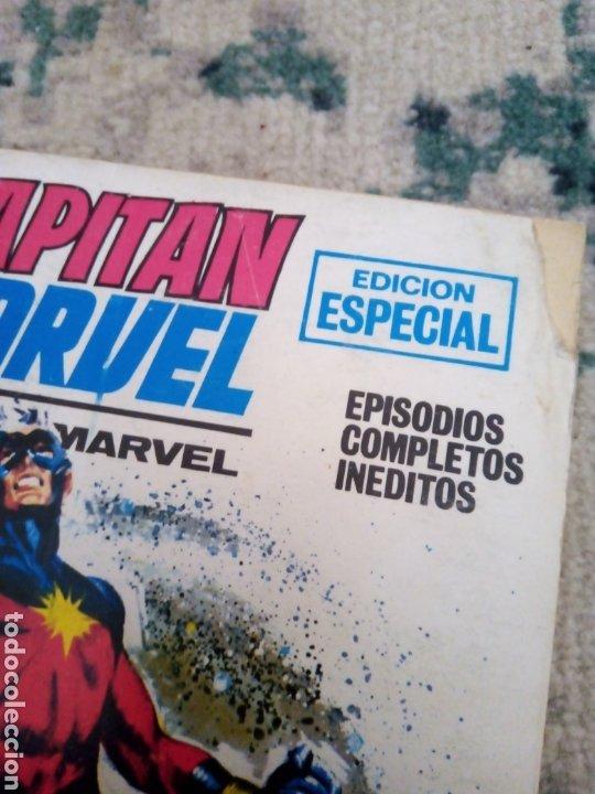 Cómics: Colección completa Capitán Marvel vol 1 Vértice. 13 números de taco - Foto 7 - 214527701
