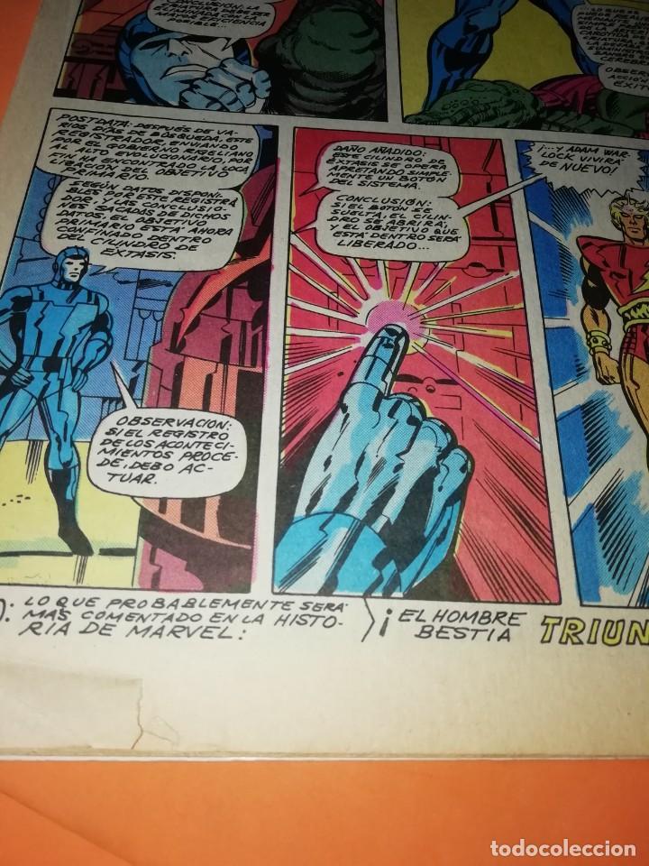 Cómics: LA MASA. VERTICE GRAPA. VOLUMEN 3. NUMERO 37. EL HOMBRE BRUTO EN EL PAIS ESCONDIDO - Foto 6 - 214639852