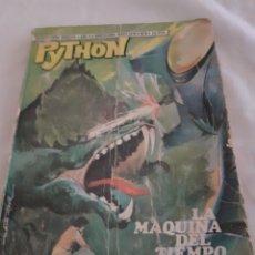 Cómics: IBERO MUNDIAL EDIC PYTHON N 8 LA.MAQUINA DEL TIEMPO. Lote 214650472
