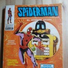 Cómics: SPIDERMAN VERTICE TACO V. 1, N° 4 AMENAZA ELECTRONICA. Lote 214795541