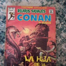 Cómics: RELATOS SALVAJES VOL 1 NÚM 67. CONAN. VÉRTICE. Lote 214907627