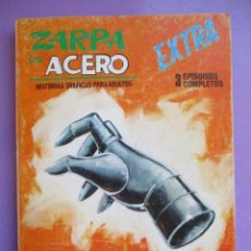 Cómics: ZARPA DE ACERO Nº 1 VERTICE TACO ¡¡¡ BUEN ESTADO !!! 1ª EDICION 160 PAGINAS. Lote 214943771