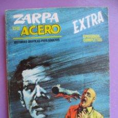 Cómics: ZARPA DE ACERO Nº 2 VERTICE TACO ¡¡¡ BUEN ESTADO !!!. Lote 214944053