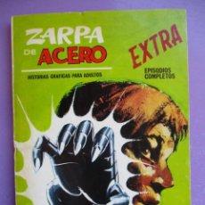 Cómics: ZARPA DE ACERO Nº 3 VERTICE TACO ¡¡¡ BUEN ESTADO !!! 1ª EDICION. Lote 214944236