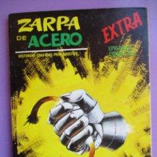 Cómics: ZARPA DE ACERO Nº 4 VERTICE TACO ¡¡¡ BUEN ESTADO !!!. Lote 214944410