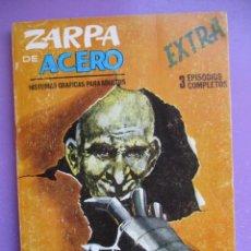 Cómics: ZARPA DE ACERO Nº 5 VERTICE TACO ¡¡¡ BUEN ESTADO !!!. Lote 214944561
