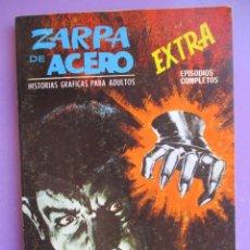 Cómics: ZARPA DE ACERO Nº 6 VERTICE TACO ¡¡¡ MUY BUEN ESTADO !!!. Lote 214944722
